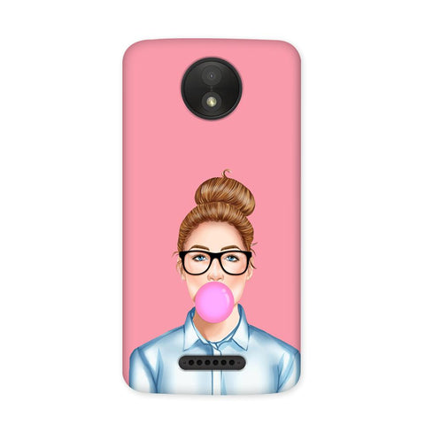 Bubble Pop Case for Moto C Plus