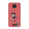 Beard Alone Case for Moto C Plus