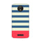 Cumo Stripe Case for Moto C Plus