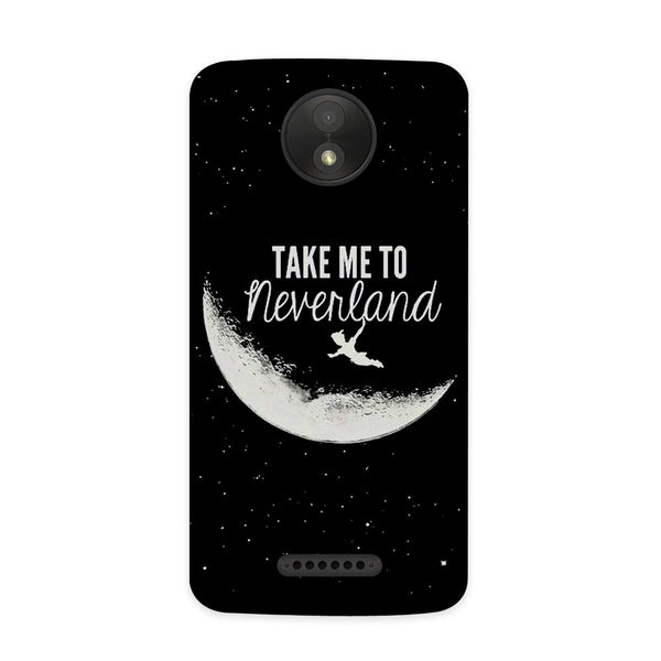 Dreamlover Case for Moto C Plus