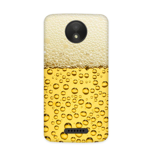 Beer Case for Moto C Plus