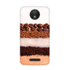 Coffee Bean Case for Moto C Plus