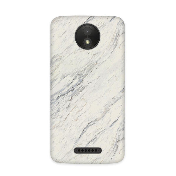 Cenie Marble Case for Moto C Plus