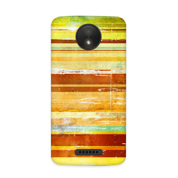 Color Wonders Case for Moto C Plus