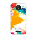 Color Splash Case for Moto C Plus