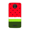 Watermelon Case for Moto C Plus