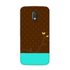 Retro Butterfly Case for Moto E3 Power