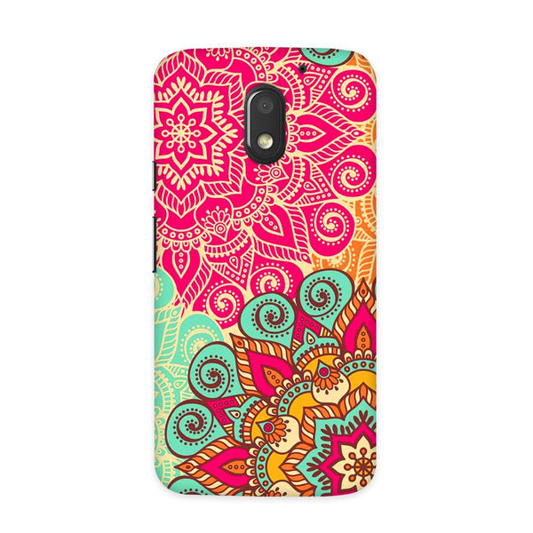Block Art Case for Moto E3 Power