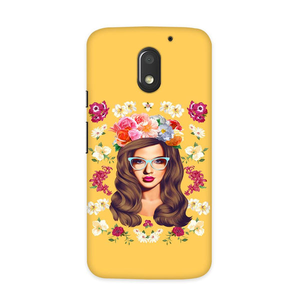 Simona Case for Moto E3 Power