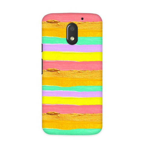 Watermix Paint Case for Moto E3 Power