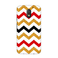 The Chevron Case for Moto E3 Power