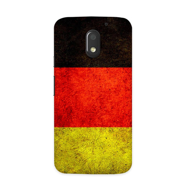 The German Grunge Case for Moto E3 Power
