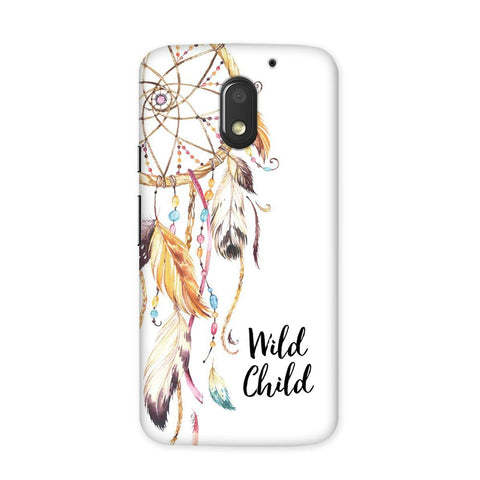 Wild Child Case for Moto E3 Power