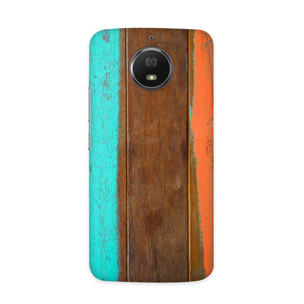 Planks Case for Moto E4