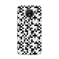 Pixelated Case for Moto E4