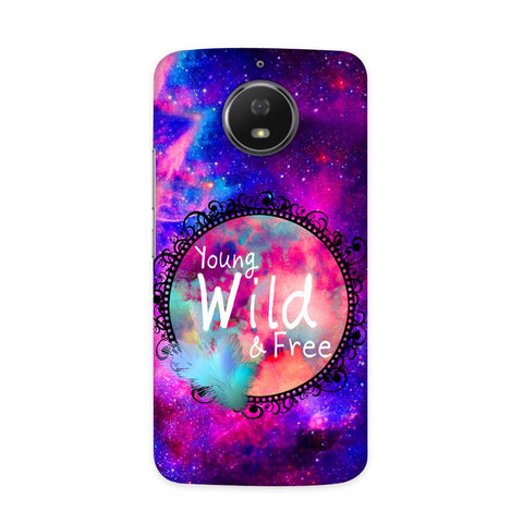 Wild & Free Case for Moto E4