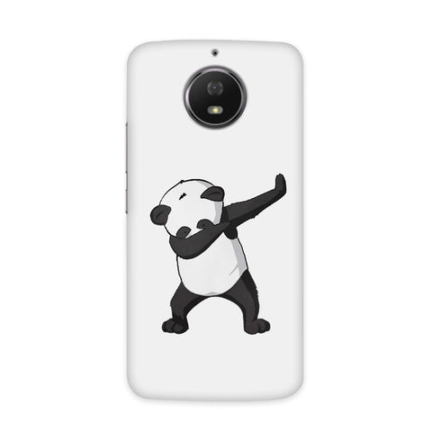 Dancing Panda Case for Moto E4