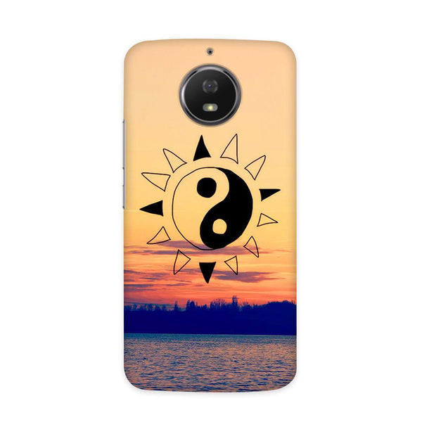 Nature & Karma Case for Moto E4