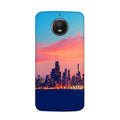 NY Skyline Case for Moto E4