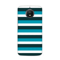 Colors of Blue Case for Moto E4