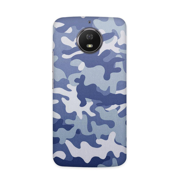 Camouflage Grey Case for Moto E4
