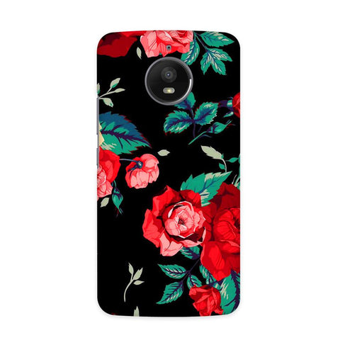 Rosie Case for  Moto E4 Plus