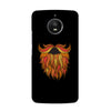 Beard Love Case for  Moto E4 Plus