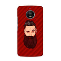 Grow A Beard Case for  Moto E4 Plus