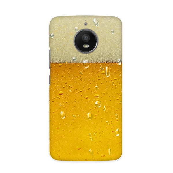 Chilled Beer Case for  Moto E4 Plus
