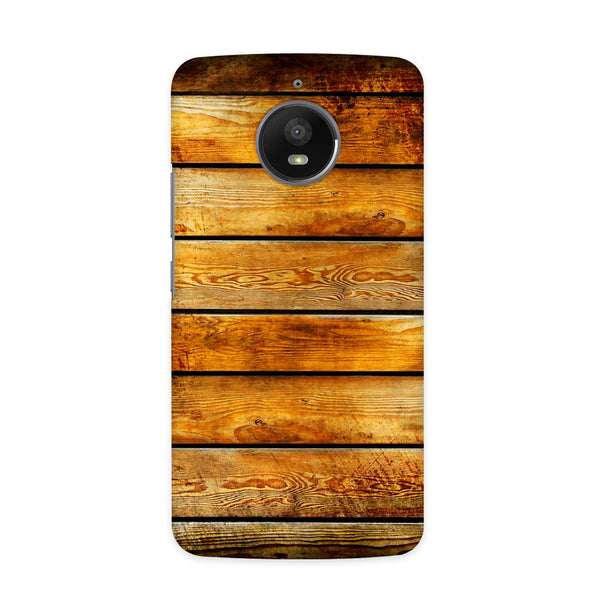 Rosewood Textured Case for  Moto E4 Plus
