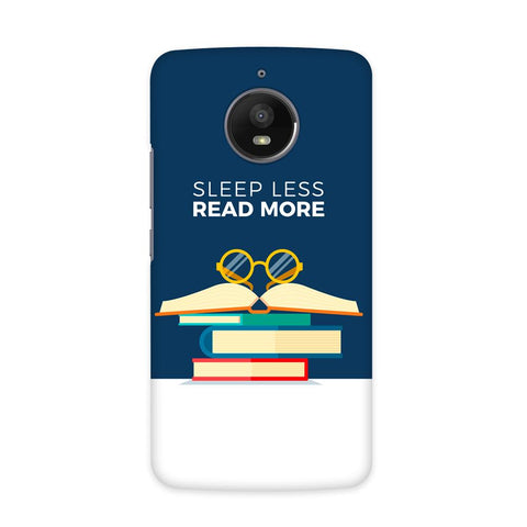 Read More Case for  Moto E4 Plus