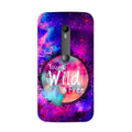 Wild & Free Case for Moto G3