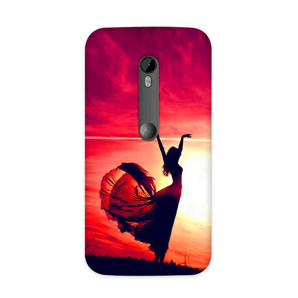 I Am Free Case for Moto G3