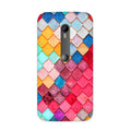 Zimbo Fins Case for Moto G3