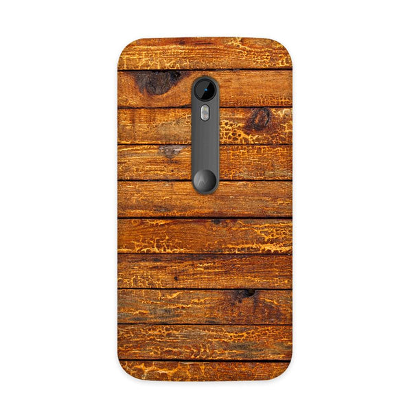 Wooden Vio Texture Case for Moto G3
