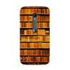 The Library Case for Moto G3