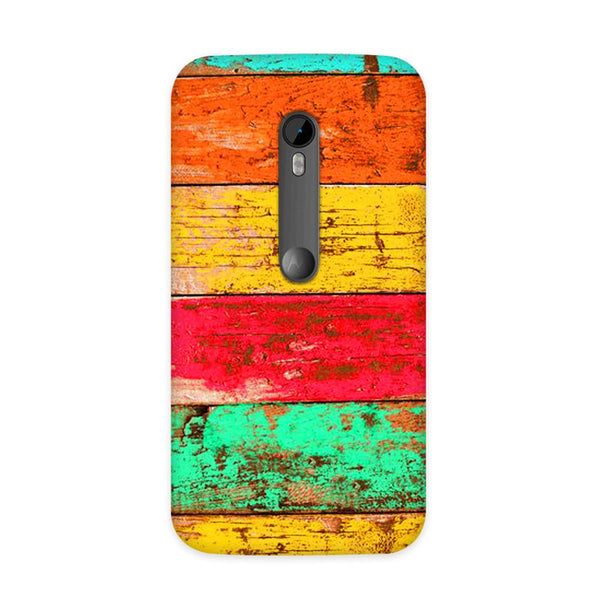 Retro Hues Case for Moto G3