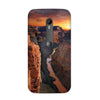 Sunset Paradise Case for Moto G3