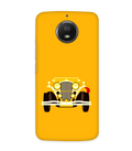 Vintage Car Case for Moto G6S
