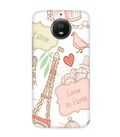 Paris & Me Case for Moto G6S