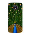 The Peacock Case for Moto G6S