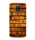 The Library Case for Moto G6S
