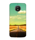 Lonely Road Case for Moto G6S