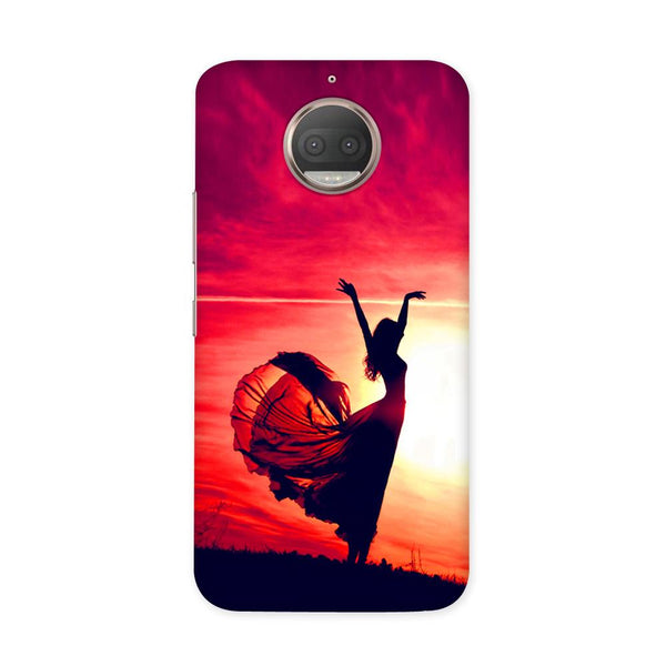 I Am Free Case for Moto G5S Plus