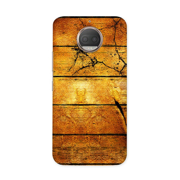 Wood Plank Case for Moto G5S Plus