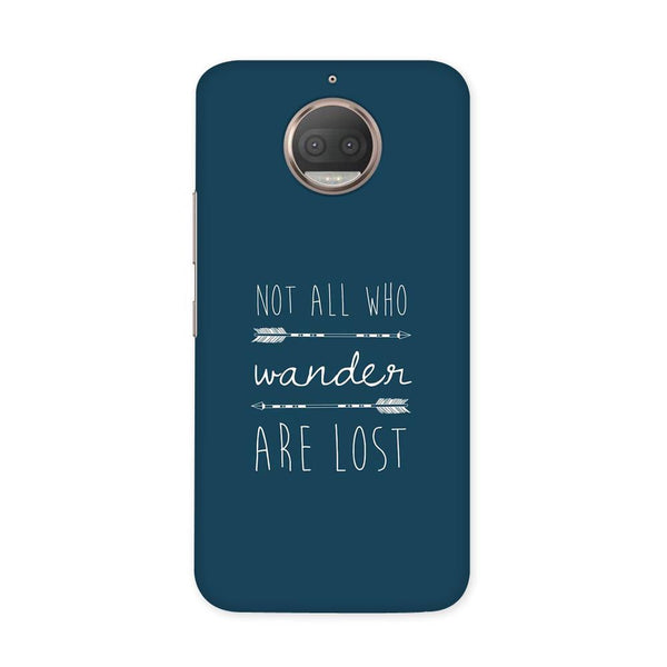 Not Lost Case for Moto G5S Plus