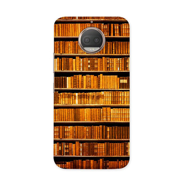 The Library Casr for Moto G5S Plus