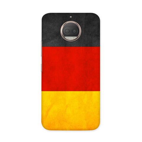 The German Case for Moto G5S Plus