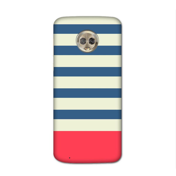 Cumo Stripe Case for Moto G6