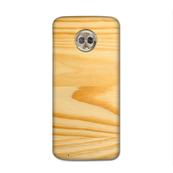 Woodenish Case for Moto G6